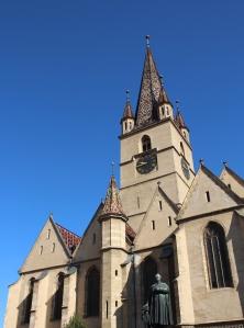 Basílica evangélica Sibiu