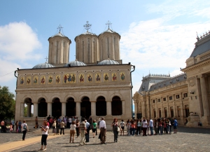 Catedral Patriarcal Bucarest