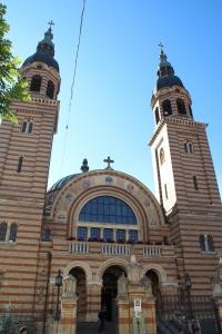 catedral rumana ortodoxa de Sibiu