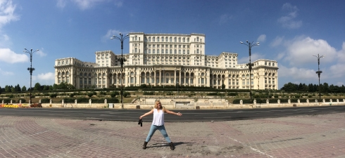 Palacio del Parlamento Bucarest
