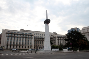 Plaza de la Revolucion Bucarest