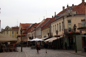 calle Vilniaus Kaunas