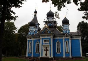 Druskininkai iglesia