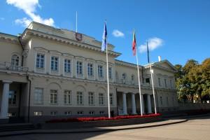 Palacio Presidencial Vilna