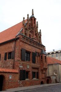 Perkunonamas -la Casa del Rayo Kaunas