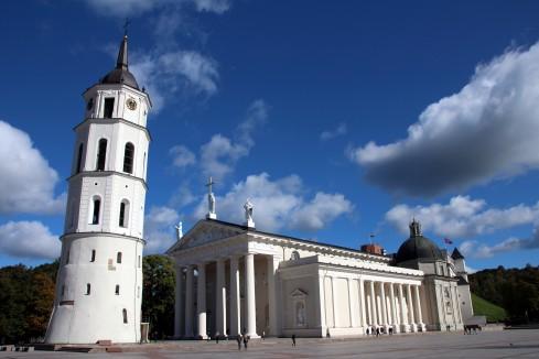 Plaza de la Catedral Vilna