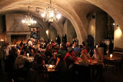 Restaurante La Boheme Vilnius