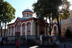 Sinagoga Vilna