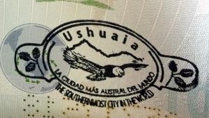 cuño pasaporte ushuaia