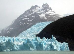 Glaciar Spegazzini detalle