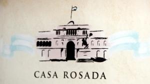 logo Casa Rosada