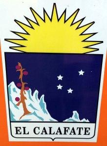 Logo ciudad El Calafate