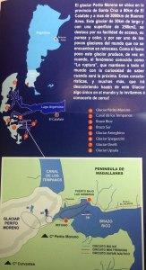 mapa Hielo y Aventura