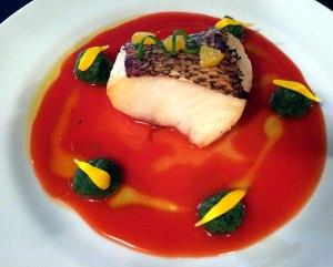 Merluza negra - Restaurante Kalma Resto Bar