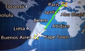 monitor vuelo argentina