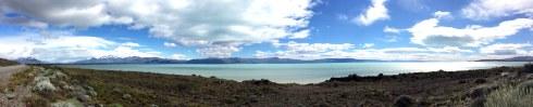 Panoramica Lago El Calafate 2