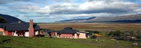 panoramica rural El Calafate