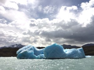 pequeños icebergs
