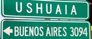 señal distancia ushuaia Buenos Aires