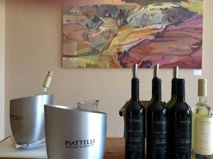 Bodegas Piatelli, botellas vino