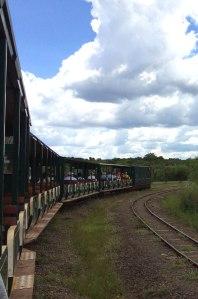 Cataratas del iguazu, tren