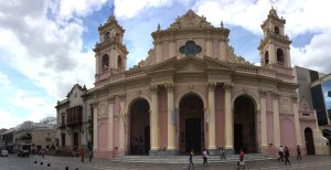 Catedral de Salta, exterior