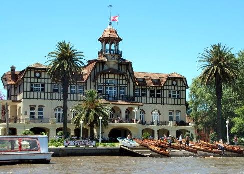 Delta del Tigre, Club de Regatas La Marina