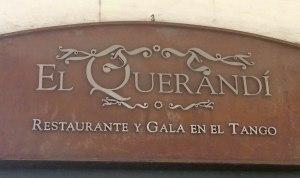 El Querandí, logo