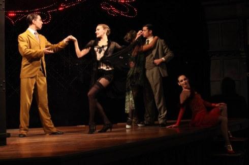 Espectaculo de baile El Querandí