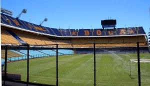 Estadio del Boca Juniors