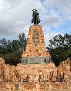 Monumento General Guemes, Salta