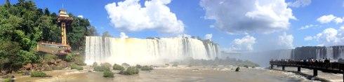 Panoramica Cataratas do Iguazu