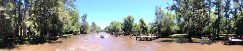 Panoramica Delta del Tigre, Buenos Aires