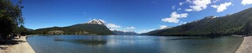 panoramica Lago Roca P.N. Tierra de Fuego