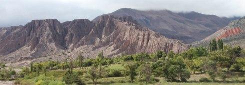 Panoramica Purmamarca