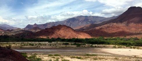 Panoramica Quebrada Cafayate