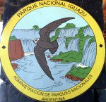 Parque Nacional Iguazu, logo