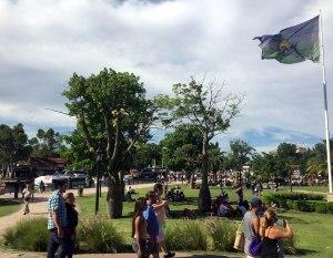 Plaza, Delta del Tigre