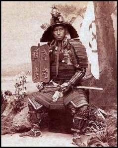 Samurai epoca Edo
