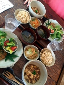 comida vegana Nikko