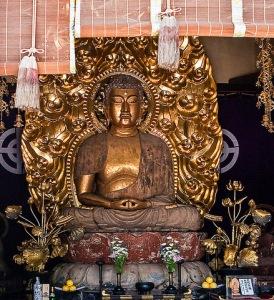 diosa Kanon, templo Hasedera, Kamakura
