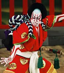 maquillaje kabuki