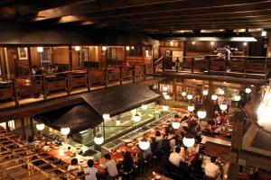 Restaurante Gonpachi - Roppongi Tokio