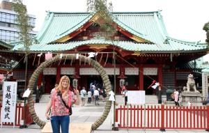 Santuario de Kanda, Akihabara, Tokio