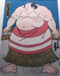 luchador sumo Wakanoura Wakaemon