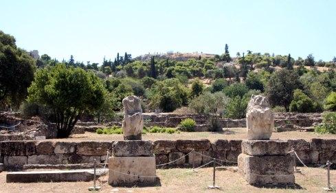 Agora antigua de Atenas 2