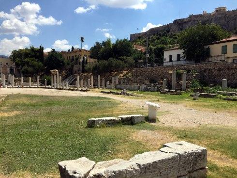 Agora romana, Atenas 2