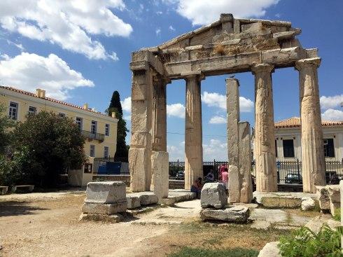 Agora romana, Atenas