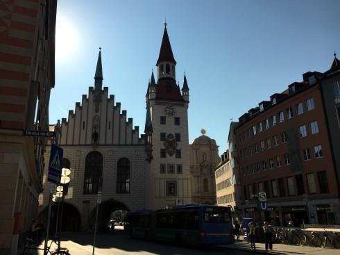 antiguo ayuntamiento, Munich