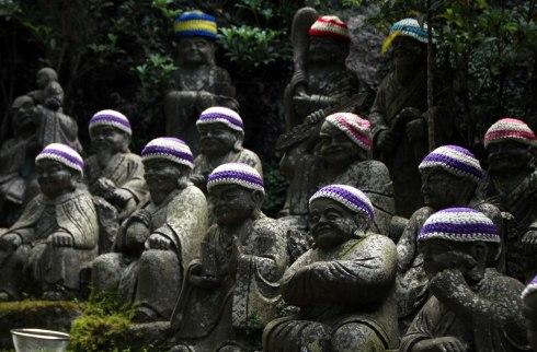 camino budas, Daisho-in, Miyajima 2